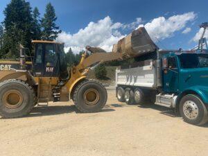 Dump Truck Sandpoint Idaho